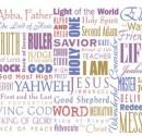 """""""desde ahora no me veréis, hasta que digáis: Bendito el que viene en el nombre del 'Señor'""""."""